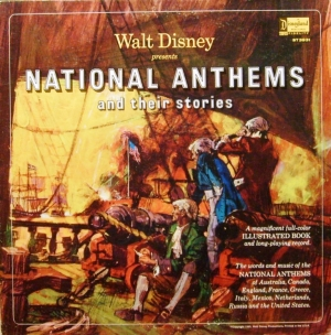 ST-3931 National Anthems and Their Stories