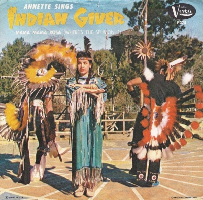 F-375 Annette sings Indian Giver