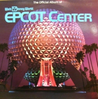 2519 Official Album of Epcot Center