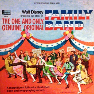STER -3961 The One and Only Genuine Original Family Band