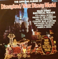 2510 The Official Album of Disneyland/Walt Disney World