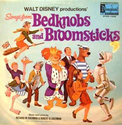 STER- 1326 Bedknobs and Broomsticks