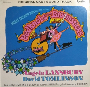 STER-5000 Bedknobs and Broomsticks