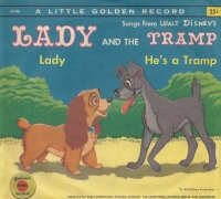 D190 Songs from Lady and the Tramp