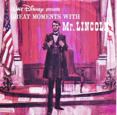 C-804 Great Moments with Mr. Lincoln