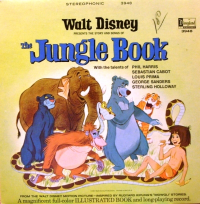 3948 The Story and Songs of The Jungle Book
