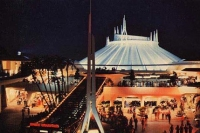 Disneyland Tomorrowland Background Music 1977