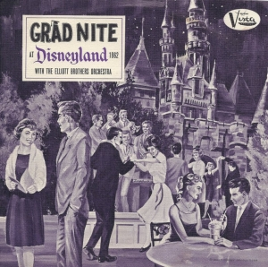 F398 Grad Night at Disneyland 1962