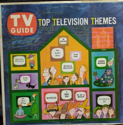 W-1290 TV Guide Top Television Themes