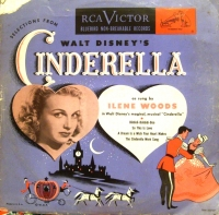 RCA-31  Selections from Cinderella